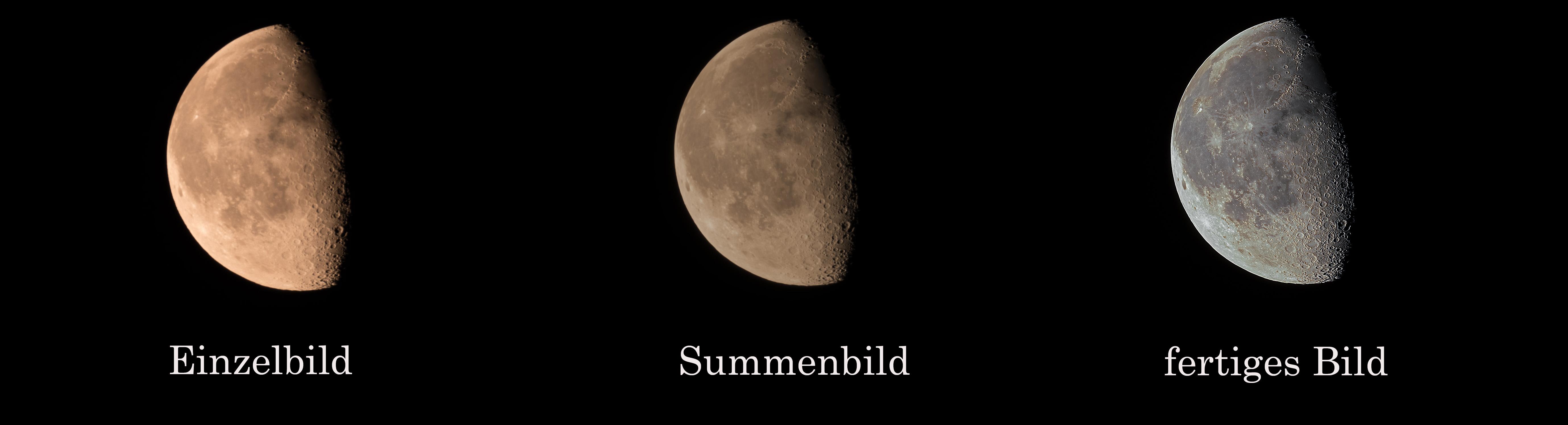 Wie gelingt ein gutes Mondbild