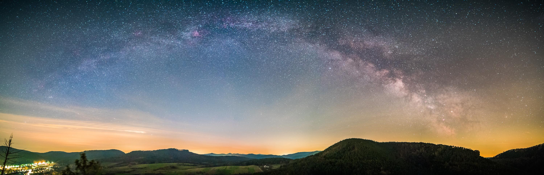 So kannst du deine Galaktische Milchstraße mit Lightroom bearbeiten