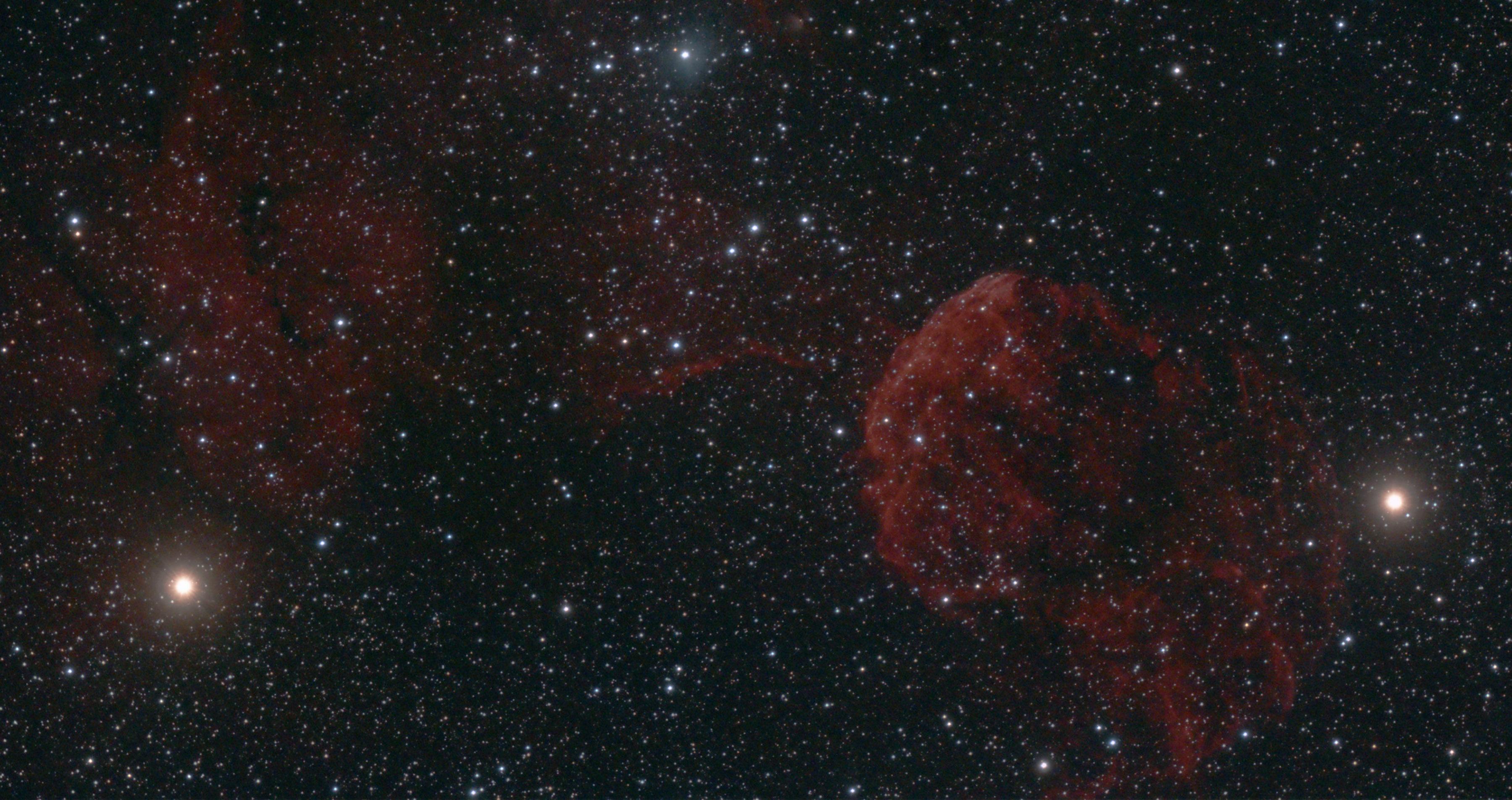 Deep Sky Fotografie – Wieviel Belichtungszeit braucht man wirklich!!!!